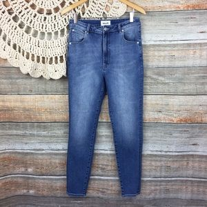 Rolla's | Eastcoast Ankle High Rise Skinny Jeans